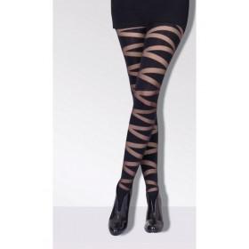 Daymod Sahra Yırtık Desenli Külotlu Çorap
