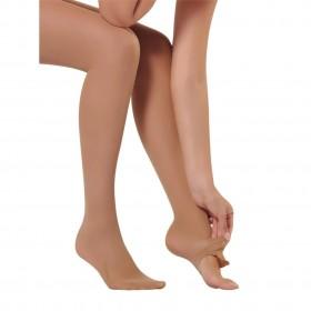 Dore Burnu Açılabilen Çok Amaçlı Külotlu Abdest Çorabı