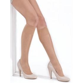 Penti Fit 20 Parlak Likralı Dizaltı Çorabı