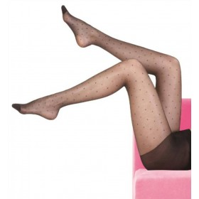 İtaliana Sofia Desenli Külotlu Çorap