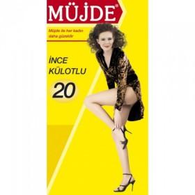 Müjde Maxi Külotlu Çorap