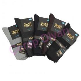 Pro Diabetik Şeker 6 Adet Erkek Çorabı