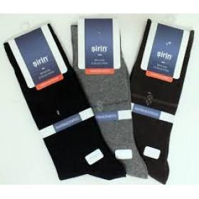 Şirin Antibaktariyel Likralı Erkek Çorabı